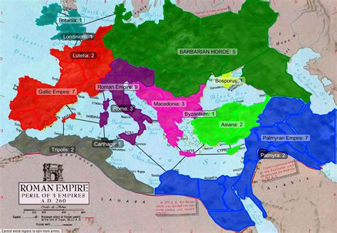 collision of empires the war on the eastern front in 1914 books rome peril of 3 empires 260ad map
