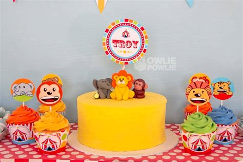 Circus Themed Baby Shower Cakes by Circus Carnival Baby Shower Baby Shower Ideas Themes
