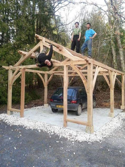 images  abris voiture  carport en bois