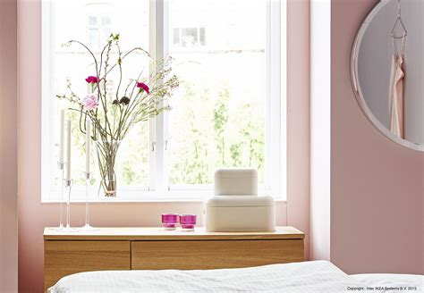 Ikea Deko Ideen Schlafzimmer by Schlafzimmer Deko Lass Den Fr 252 Hling Mit Ikea Rein