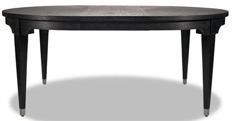 atherton onyx extension dining table from brownstone