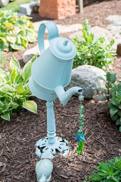 Pinterest Garden Decor Ideas Ausgefallene Gartendeko Selber Machen 101 Beispiele Und Upcycling Ideen