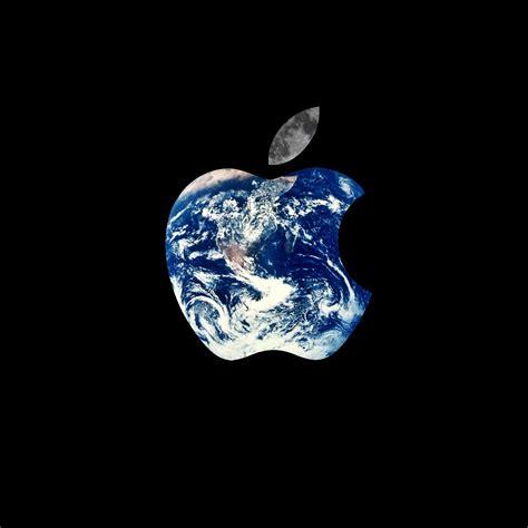 earth apple logo ipad wallpaper hd ipad wallpaper ipad