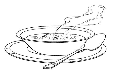 soup template soup story coloring pages coloring pages