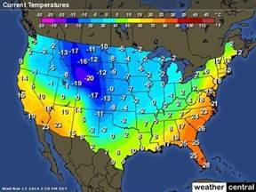 current temperature map america us weather current temperatures map celsius