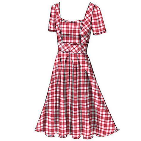 dress pattern john lewis buy vogue women s dress sewing pattern 8648 john lewis