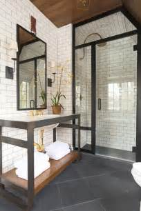 Bathroom Subway Tile by Top 10 Tile Design Ideas For A Modern Bathroom For 2015