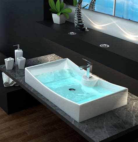bathroom vanity sinks