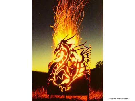 feuerschale feuerkorb drachenfeuer tolle feuerstelle