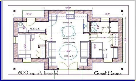 square house plans modern house plans under 600 sq ft modern house
