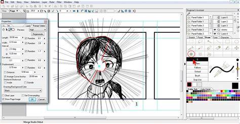 tutorial wacom intuos manga wacom manga studio debut 4 tutorial sulle linee cinetiche