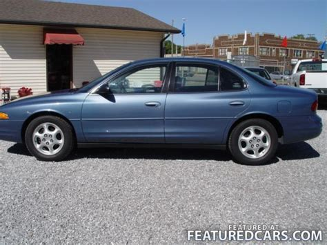 how make cars 1998 oldsmobile intrigue engine control oldsmobile used cars for sale featuredcars com