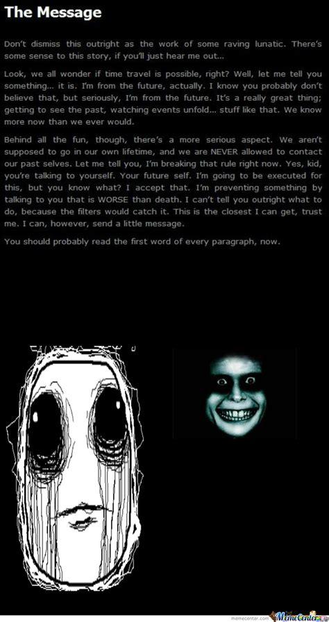 Creepypasta Memes - creepypasta memes image memes at relatably com