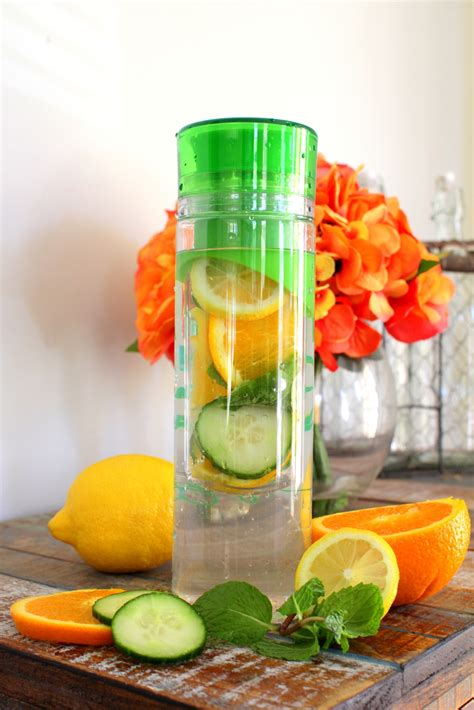 Detox Bottle For by Detox Water Bottle