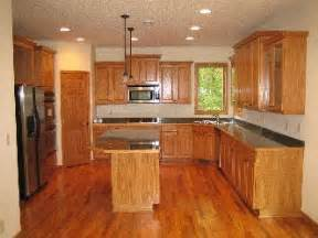 Kitchen Remodel Ideas With Oak Cabinets by Kitchen Remodel With Oak Cabinetry Pictures And Photos