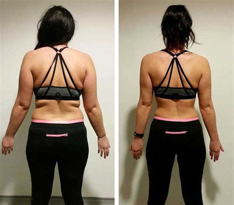 weight loss x trainer weight loss lost two in 12 weeks after she