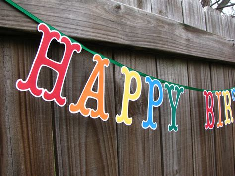 large printable letters for banners happy birthday banner large letters birthday banner colorful