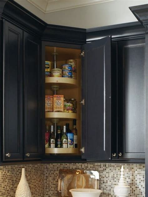 how to organize upper corner kitchen cabinet 5 guides pinterest the world s catalog of ideas