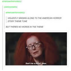Meme Theme - american horror story memes tumblr image memes at