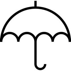Small Outline by Small Umbrella Free Weather Icons