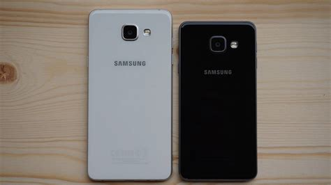 Baterai Tewe Samsung A3 2016 samsung galaxy a3 und a5 2016 im vergleich maxwireless de