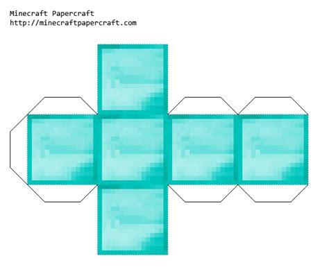 Papercraft Blocks - papercraft block