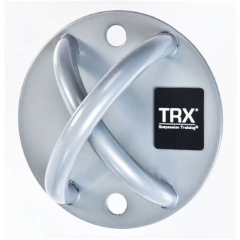 use the trx wall mount to hang your trx suspension trainer