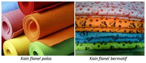 5 contoh produk produk kain flanel konsep kerajinan tekstil blog prakarya kewirausahaan
