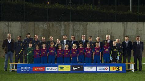 barcelona academy fc barcelona youth academy trip day 3
