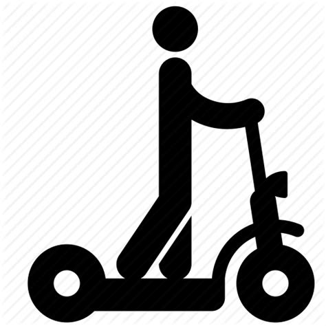 scooter icon images     icons  scooter  getdrawings