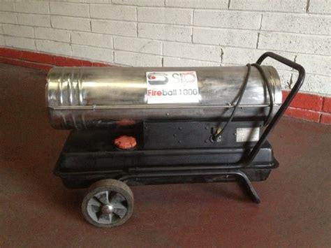 kerosene diesel space heater tools garage equipment for