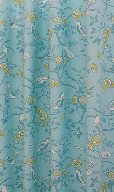 teal bird curtains bramber bluebell will make a beautiful pair of curtains or