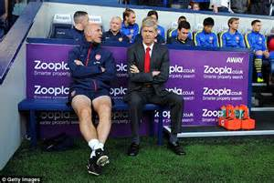 Football Chat Room by Arsene Wenger Dressing Room Chat Must Stay