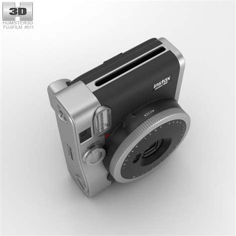 Fujifilm Instax Mini Neo 90 Black fujifilm instax mini 90 neo classic black 3d model hum3d