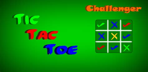 tic tac toe challenger 187 android 365 free android