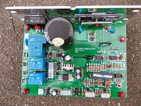 dkn parts pf902 motor board