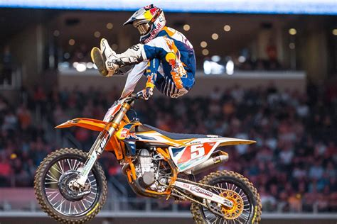 Ktm Dallas Top Fmx Moments In Supercross Pastrana Dungey