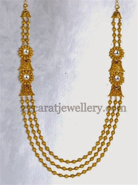 jewellery designs joyalukkas simple haram