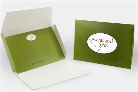 Gift Card Holders Personalized - giftcrd 2b branding your image with packaging