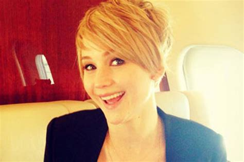 haircut cutting games editorial jennifer lawrence s new haircut is awesome