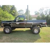 1979 Chevy Chevrolet Scottsdale Truck 4x4 Must See No Rust Photo