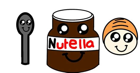 imagenes kawaii de nutella kawaii nutella by lilipony2002 on deviantart