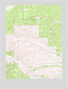 usgs california map blossom ca topographic map topoquest