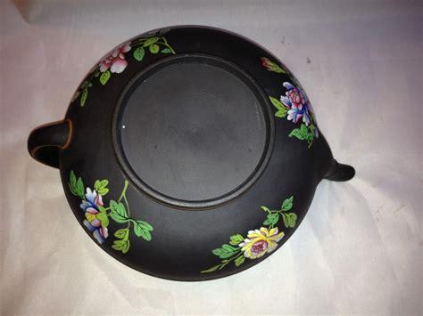 Roy Black 3049 by Nivag Collectables Wedgwood Black Basalt Jasperware