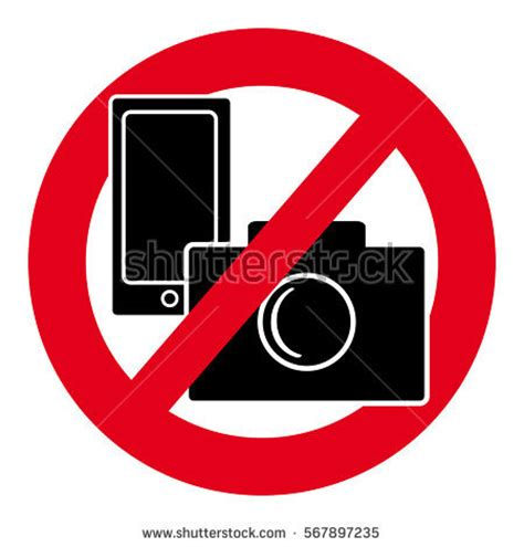 foto mobile no mobile phone symbol on stock vector royalty