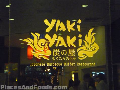 places and foods bbq yaki yaki japanese bbq buffet