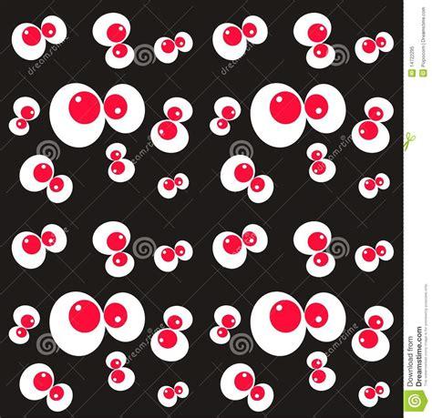 seamless eye pattern monster eye pattern seamless royalty free stock photo