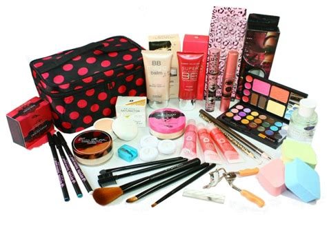 Makeup Pac Satu Set Special 50th Birthday Gifts For Gift Ideas For