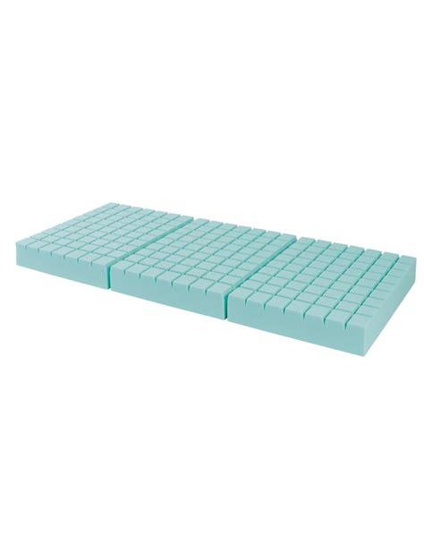 materasso in poliuretano espanso materasso in poliuretano espanso 3 sezioni arredamento