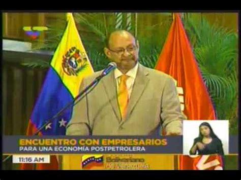 oscar schemel oscar schemel la mayor 237 a de los venezolanos cree en un